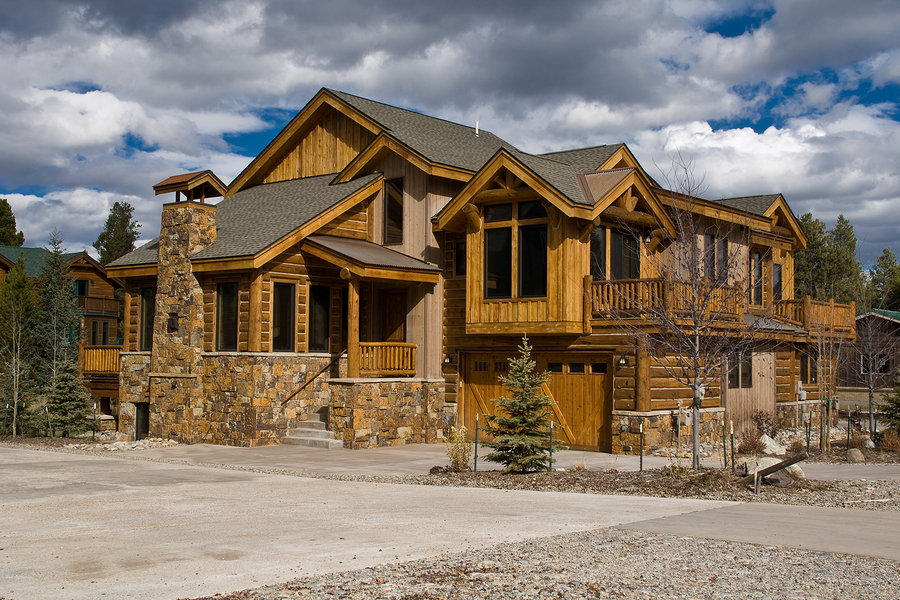 luxury log homes are a reality buildingyourloghome On luxury log homes