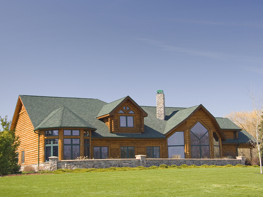 What to know about 21st century wisconsin log homes for Building a house in wisconsin